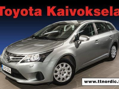 käytetty Toyota Avensis 1,8 Valvematic Life Wagon * Korko 0,9% / Käsiraha alk. 0e*