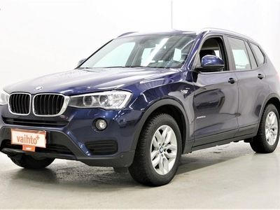 käytetty BMW X3 F25 20d Tbo A Ltd xDrv Edtion