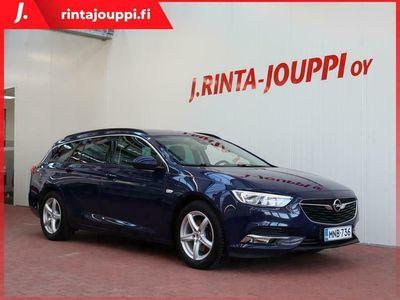 käytetty Opel Insignia Sports Tourer Enjoy 1,6 CDTI ECOTEC Start/Stop 100kW MT6 *** J. autoturva saatavilla, Yksityisleasin