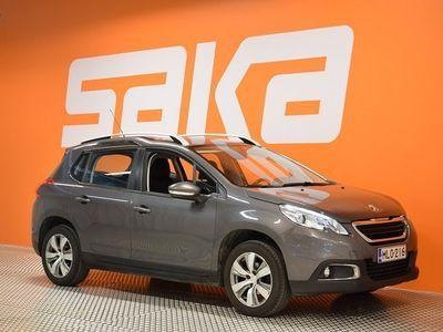käytetty Peugeot 2008 Active e-HDi 92 FAP 2Tronic ** Suomi-auto / Vetokoukku / Bluetooth / Vakkari **
