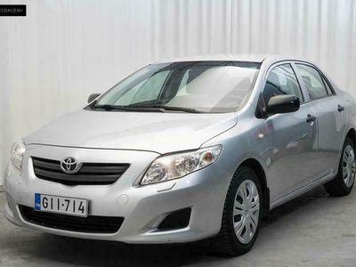 käytetty Toyota Corolla 1,4 VVT-i Linea Terra 4ov *VAIN TÄNÄÄN*