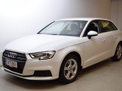 käytetty Audi A3 Sportback 1,6 TDI 85 kW - Tähän autoon 200€ arvoinen Nesteen polttoainelahjakortti kaupan päälle!*