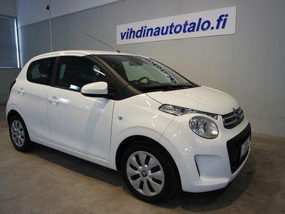 käytetty Citroën C1 VTi 82 Shine 5ov *Auto A/C, Vak.nop.säädin, Bluetooth*