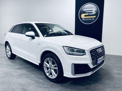 käytetty Audi Q2 2.0 TDI 140kW S-TRONIC QUATTRO S-LINE **WEBASTO, 2X ALUT & KORKO ALK. 0,89%**