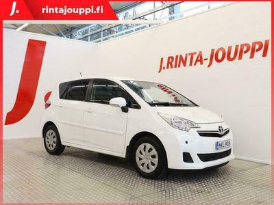 käytetty Toyota Verso-S 1,33 Dual VVT-i Stop & Start Linea Sol *** J. kotiintoimitus