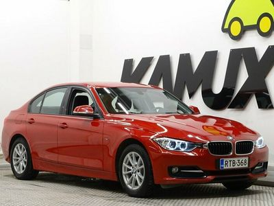 käytetty BMW 316 316 F30 Sedan i TwinPower Turbo A Athlete Edition / 1-Om. Suomi Auto / Juuri Huollettu / Lohko / Sportti Penkit /