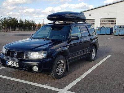 käytetty Subaru Forester 2.0X 4x4
