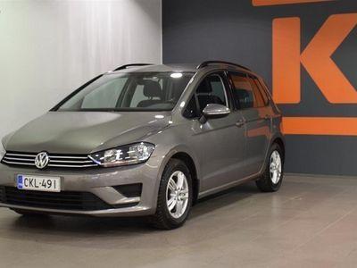 käytetty VW Golf Sportsvan Comfortline 1,2 TSI 81 kW (110 hv) DSG-automaatti
