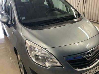 käytetty Opel Meriva 5-ov Enjoy 1,4T ecoFLEX 89kW MT5