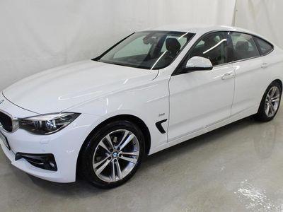 käytetty BMW 320 3-SARJA F34 Gran Turismo i A xDrv Edt (MY17) - Upea ja kattavasti varustettu heti ajoon!