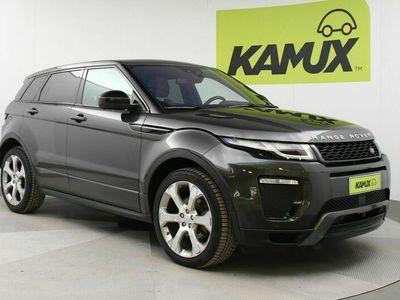 käytetty Land Rover Range Rover evoque 2.0 TD4 150 Aut HSE Dynamic // Huippuvarusteet / Adapt.cruise + kaistavahti / Lämmitetty ratti / Mer