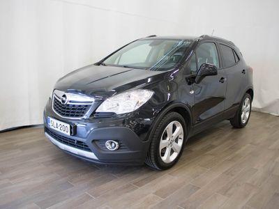 käytetty Opel Mokka 5-ov Enjoy 1,4T Start/Stop 4x4 103kW MT6 **** LänsiAuto Safe -sopimus hintaan 590EUR. ****