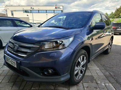käytetty Honda CR-V 2,2 Diesel Executive Navi Advanced AT #Panorama #Webasto #Navi #Muistipenkki