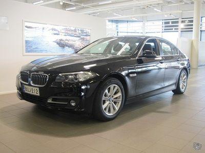 käytetty BMW 520 520 F10 SEDAN D A XDRIVE BUSINESS EXCLUSIVE
