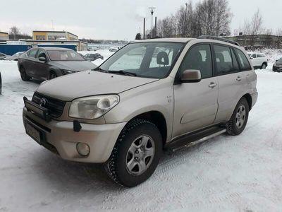 käytetty Toyota RAV4 2,0 VVT-i 4WD Business - Suosikki neliveto pohjoisesta!