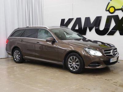 käytetty Mercedes E300 BlueTec Hybrid T A Premium Business / Suomi-Auto / LED ILS Valot / Webasto/Eber lämmitin /