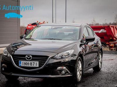 käytetty Mazda 3 Sedan 2,0 SKYACTIV-G Premium A 4ov