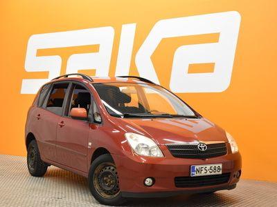 käytetty Toyota Corolla Verso 5D STW 1.6 ** Juuri tullut **