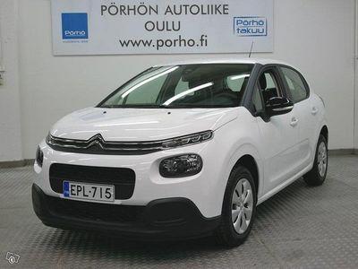 käytetty Citroën C3 PureTech 82 Feel aj vain 9 tkm