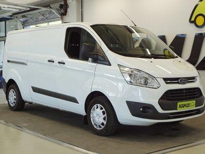 käytetty Ford Custom Transit310 2,0TDCi 130 hv M6 Limited Van N1 L2H1 FWD / ALV / KOUKKU / PA-LÄMMITIN KAUKO-OHJAUKSELLA