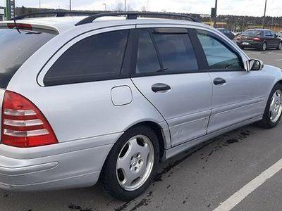 käytetty Mercedes C220