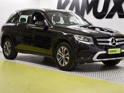 käytetty Mercedes GLC250 d 4Matic A Premium Business NAHKAVERHOILU / BURMEISTER HIFI / PERUUTUSKAMERA