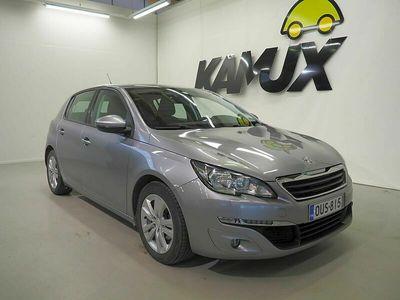 käytetty Peugeot 308 Active BlueHDi 120 Aut /Black Weekend 2020/ 1-omisteinen / Bluetooth / Vakionopeudensäädin /
