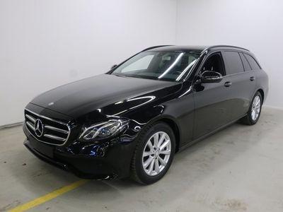 käytetty Mercedes E220 T A Premium Business / Navi / Vetokoukku / P.Kamera / Tutkat / Puolinahat