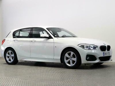 käytetty BMW 116 116 F20 Hatchback d Business M Sport / KORKOKAMPANJA 0.49%!! / M-Sport / LED / Tutkat / Bluetooth / Vetokoukku