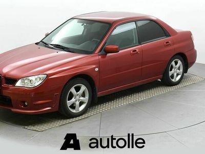 käytetty Subaru Impreza *NELIVETO*2.0R Business AWD 4d Tarkastettuna, Rahoituksella, Kotiin toimitettuna!