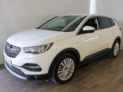käytetty Opel Grandland X Innovation 1,2 Turbo Start/Stop 96 kW AT6**Navigointi-Ratinlämmitys-Kaistavahti** **** SUPERTARJOUS: