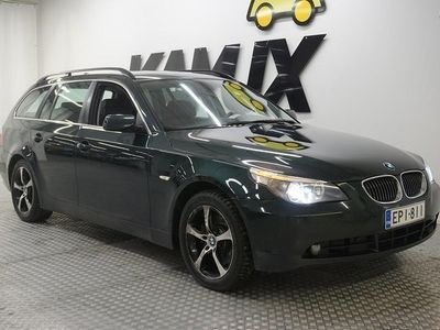 käytetty BMW 530 530 d xDrive 3.0 **ORTOPEDINAHAT MUISTILLA, PROFFANAVI, TUTKAT, PENKINLÄMMITTIMET EDESSÄ JA TAKANA, H
