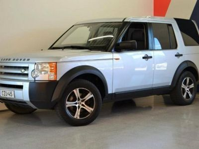 gebraucht Land Rover Discovery 2.7 TDV6 S A
