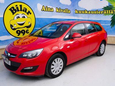 käytetty Opel Astra Sports Tourer Enjoy 1,6 CDTI ecoFLEX Start/Stop 100kW MT6 - *BILARIN AUTOMARKKINAT!!!*