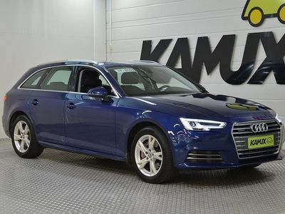 käytetty Audi A4 Avant Business 2,0 TDI 140 kW quattro ** Bang & Olufsen / LED-valot / Sporttipenkit **