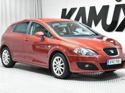 käytetty Seat Leon 1,4 TSI Style / Suomi-Auto / Vakionopeudensäädin / Aux / Auto Ac 2 alueinen /