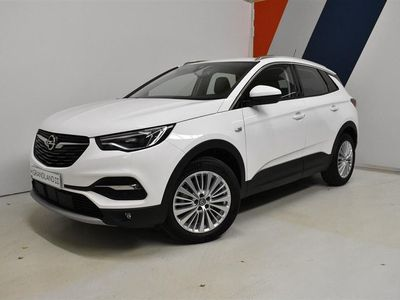 käytetty Opel Grandland X Innovation Plus 130 Turbo *Automaatti *AFL LED ajovalot *Cruise *PYYDÄ TARJOUS