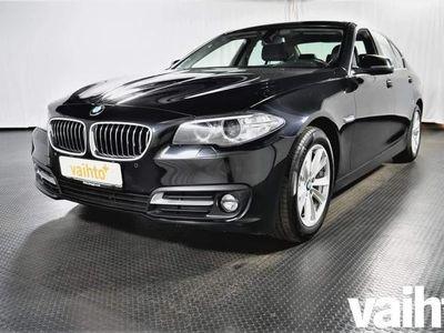 käytetty BMW 520 5-SARJA F10 Sedan d Aut. xDrive Edition Exclusive