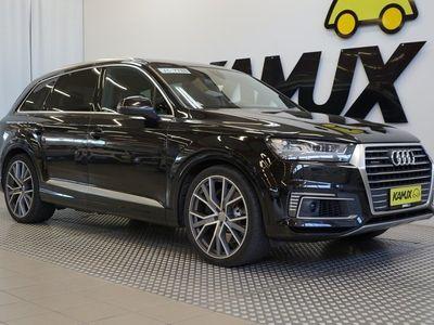 käytetty Audi Q7 Business 3,0 V6 TDI e-tron quattro / Sport S-Line / Matrix-Led / Adaptiivinen vakkari / Katso varusteet!