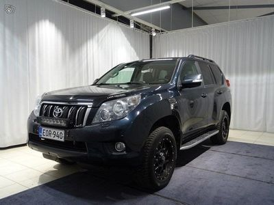 käytetty Toyota Land Cruiser 3,0 D-4D DPF Luxury A 7h KDJ150