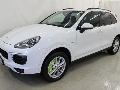 käytetty Porsche Cayenne S E-Hybrid E- Platinum Edition