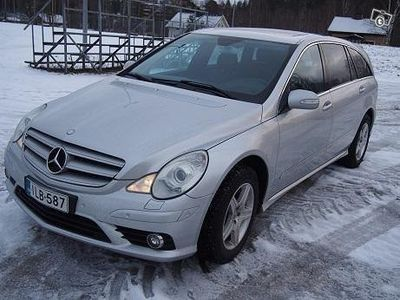 käytetty Mercedes R320 CDI A Lang neliveto