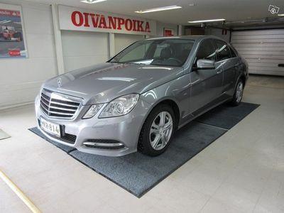 gebraucht Mercedes E200 CDI