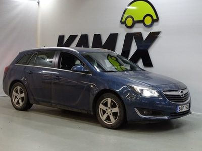 käytetty Opel Insignia Sports Tourer Edition 2,0 CDTI 125kW AT6