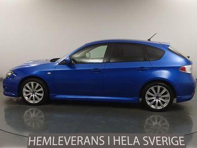 käytetty Subaru Impreza 2.5 4WD Nyservad Ny Kamrem 230hk