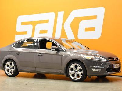 käytetty Ford Mondeo 2,0 EcoBoost 203hv PowerShift Titanium A6 5-ovinen ** Facelift / Suomiauto / LED&Xenon / BT **