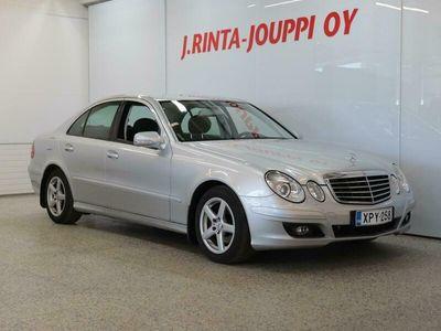 käytetty Mercedes E200 CDI A Business *** J. kotiintoimitus