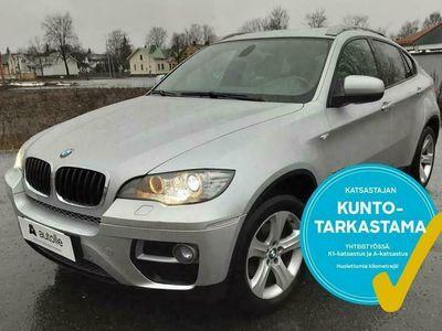 käytetty BMW X6 *TYYLIKÄS*E71 xDrive30d TwinPower Turbo 180kW Aut. Tarkastettuna, Rahoituksella, Kotiin toimitettuna!