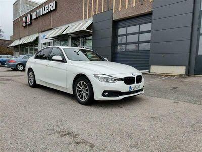 käytetty BMW 320 320 F30 Sedan i A xDrive Bsn Exclusive, Hyvät varusteet, Head-Up, H/K hifit, Comfort Access, 1-omist.