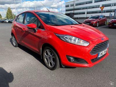 käytetty Ford Fiesta 1,0 EcoBoost 100hv M5 Titanium 5-ov.